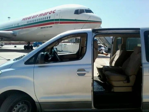 Intercity Transfer Marrakesch-Casablanca